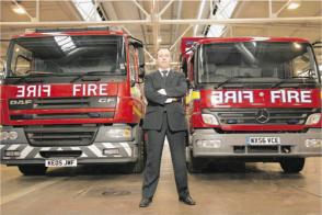 Exclusive: London fire company former bosses investigated as shares suspended (1/2)