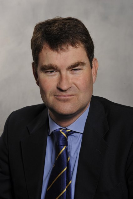 David Gauke, prediicted the Tories would have a small working majority last Saturday