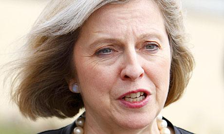 Theresa May: Pic courtesy: The Guardian