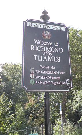 Did Richmond council pay