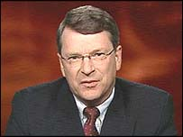 Lynton Crosby: Latest figure to pursue Twitter Libel Action. Pic credit: BBC