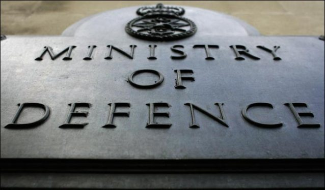 Ministry of Defence: Not safeguarding forces children