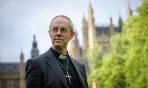 Justin Welby: Apology not enough Pic credit: The Guardian