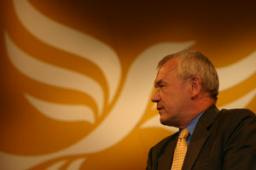 Tim Razzall  Emphatically says he knew nothing  Pic courtesy Liberal Democrats