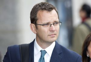 andy coulson -turned over David Blunkett Pic courtesy: Press Gazette