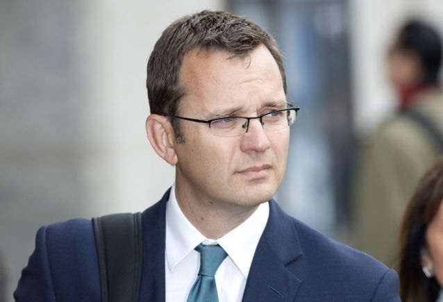 andy coulson - too frenetic a lifestyle to notice phone hacking. Pic courtesy: Press Gazette