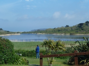 Isles of Scilly; beautiful and tranquil but medically problematic