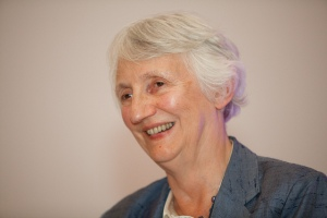 Baroness Onora O'Neill: the chair of the ECHR Pic credit: Flickr