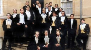 Bullingdon : The earlier generation before Rich Kids on Snapshot