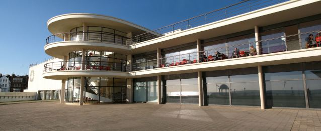 De La Warr  Pavilion, Bexhill on Sea, a German architect's contribution to Britain