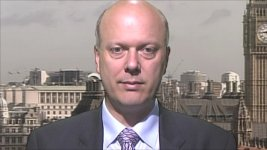 Chris Grayling: Transport Secretary and The Lord Voldemort of the Cabinet