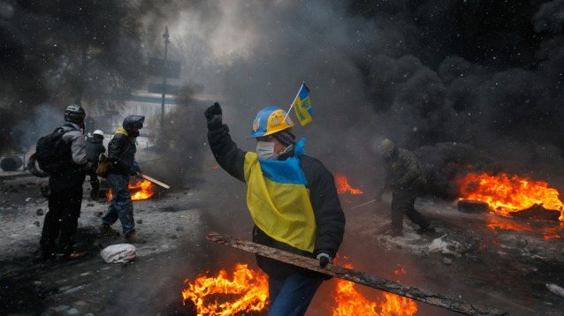 Ukraine in crisis Pic credit: http://media.worldbulletin.net/