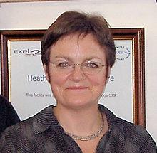 Fiona MacTaggart MP