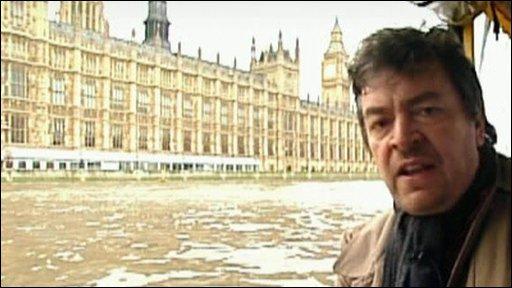 David Aaronovitch: Abuse Conspiracies at Westminster? Image Credit: BBC