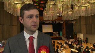 Jim McMahon victorious Labour candidate