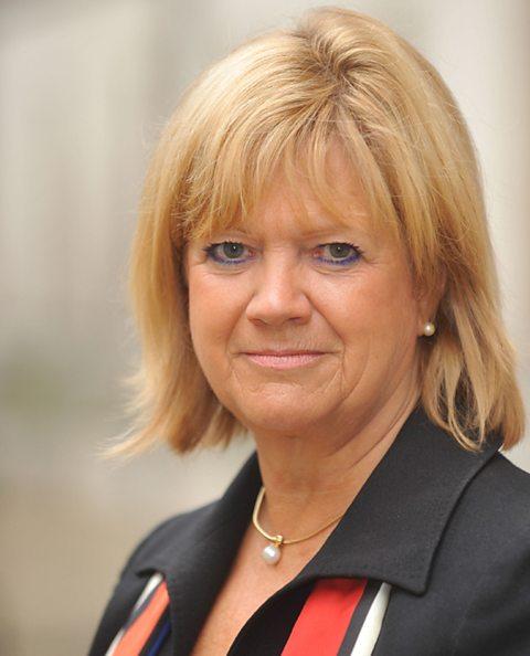 lady justice hallett pic credit BBC