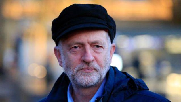 Jeremy Corbyn Pic Credit BBC