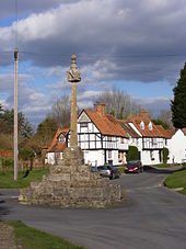 Village_cross_East_Hagbourne
