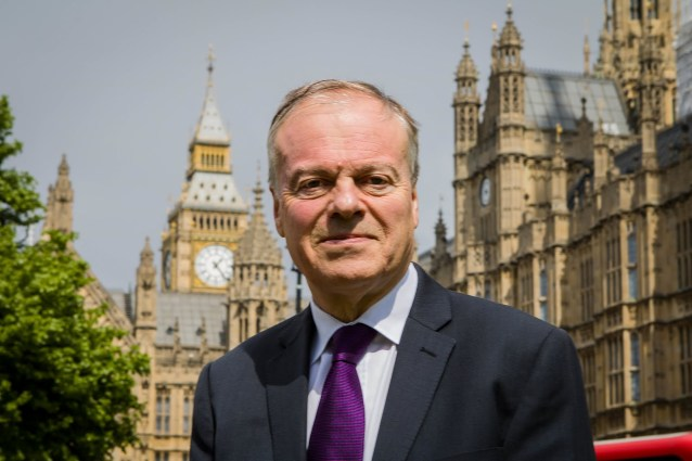 Clive Betts MP