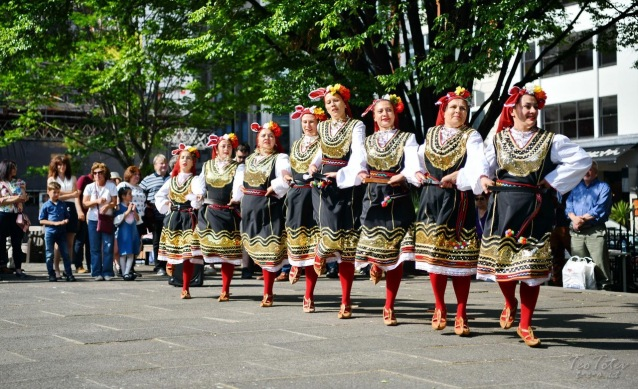 Bulgaria Dancers Party
