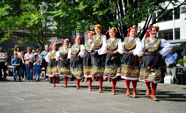 Bulgaria Dancers Party