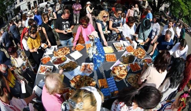 Bulgaria Group Food